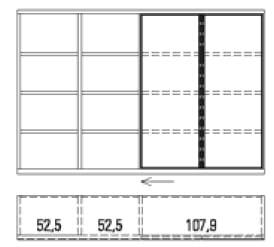 Rietberger Möbelwerke Wohnmöbel Siena Vorschläge Schiebetürenschränke