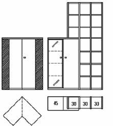 Rietberger Möbelwerke Wohnmöbel Cento Vorschläge