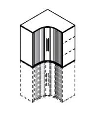 Röhr Büro Techno 019 Jalousieelemente