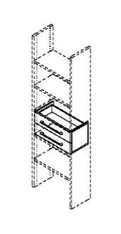 Röhr Büro Techno 019 Stollensystem