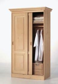 Schösswender Massivline and More - Schlafzimmer Fügen Kleiderschrank