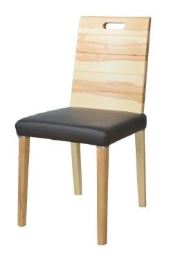 Silaxx Stühle 6089 Massivholzstuhl 1A