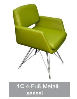 Silaxx Stühle 6115 Stuhlsystem H2O 1C