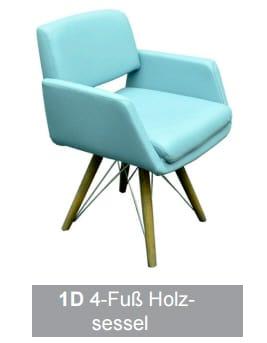 Silaxx Stühle 6115 Stuhlsystem H2O 1D