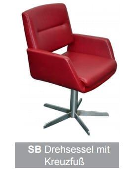 Silaxx Stühle 6115 Stuhlsystem H2O SB
