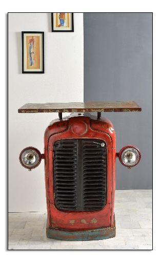 Sit This and That Traktor-Schrank