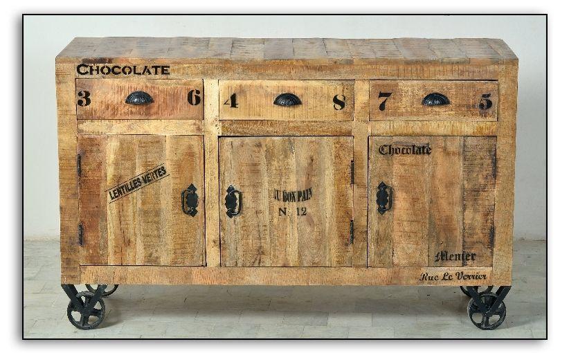 Sit Rustic Sideboard