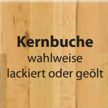 Standard-Furniture Tische Mario2XL 200/300 100 75 Kernbuche geölt