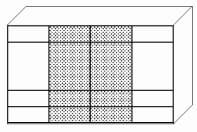 Staud Panoramaschrank Sinfonie Plus Schrank Standartkorpus mit Mittelseite