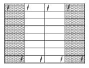 Staud Panoramaschrank Sonate Modena Panorama-Schwebetürenschränke 240cm hoch