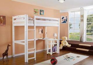 Ticaa Hoch- und Etagenbett Tolly Hochschläfer