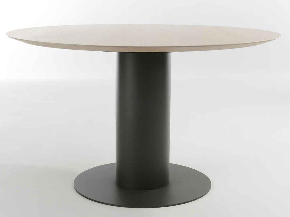 Bert Plantagie Tische Oval Tisch ohne Ausziehfunktion runde Form