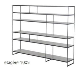 Bert Plantagie Schrankmöbel Luna Etagere freistehend 1005