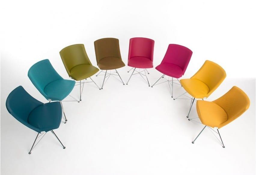 Bert Plantagie Stühle Rho Stuhl ohne Armlehne