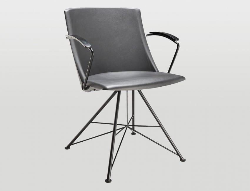 Bert Plantagie Stühle Rho Stuhl mit Armlehne