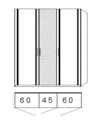 Disselkamp Comfort-V Kleiderschranksystem 3