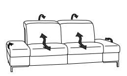 Himolla Planopoly 9 1510 Sofa