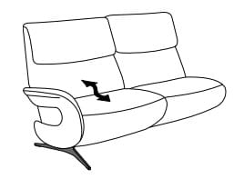 Himolla Easy Comfort 4817 19 K SL