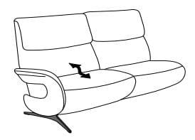 Himolla Easy Comfort 4817 21 K SL