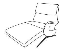Himolla Easy Comfort 4817 28 H SR