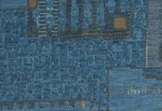 Klose Bänke E30 Wunschbank Einzelbank 3043 zweifarbig Herne 8 blau