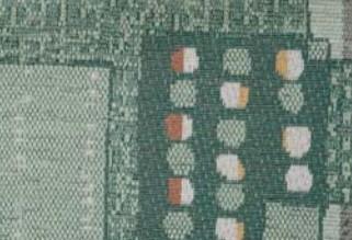 Klose Bänke E30 Wunschbank Einzelbank 3043 zweifarbig Herne 8 grün