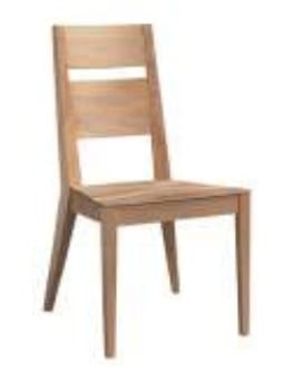 Klose Stühle / Sessel S23 Stühle Holzsitz, Holzrücken