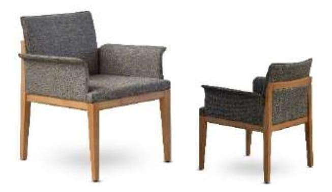Klose Stühle / Sessel S707 Sessel in Buche