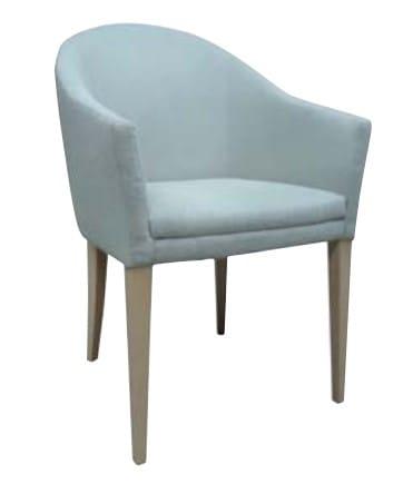 Klose Stühle / Sessel S81 Stühle Holzbeine
