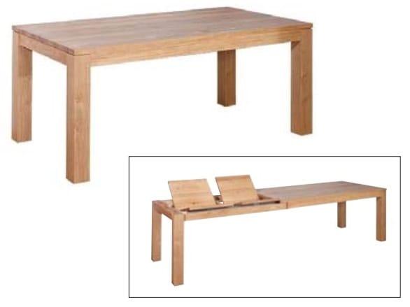 Klose Tische Systema Vierfußtisch