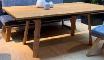 Klose Tische T135 Tisch zu System-Eckbänken