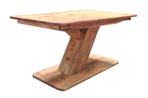 Klose Tische T90 Säulentisch massiv Fix ohne Auszug