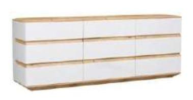 Klose Kastenmöbel Zebra Sideboard