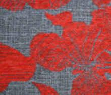 Nehl Schlafsofa Brüssel Lounge-Sessel Sessel 78 77 62 47 48 I Andechs Blume rot 10640