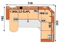 Polipol Kentucky-Kopenhagen 1OKSL-2,5ELAPL-PER22-2BR