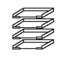 Röhr Büro quantum Schreibtischcontainer