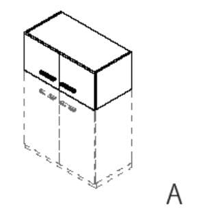 Röhr Büro quantum Aufsatzelemente