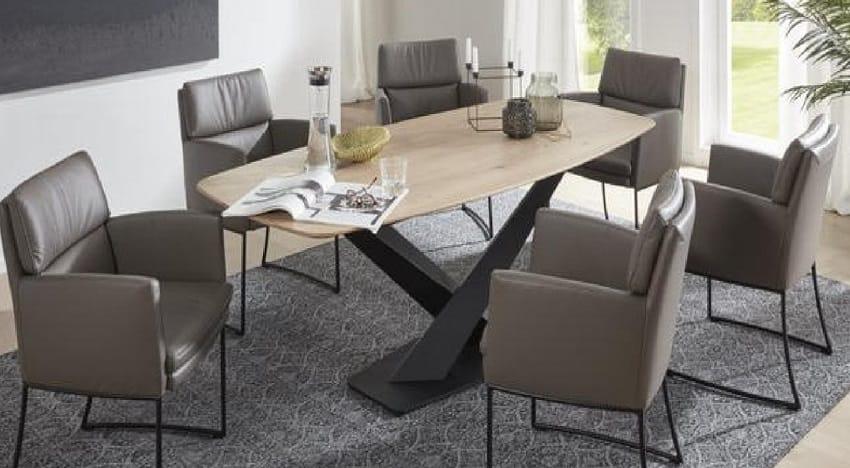 Silaxx Esstische Tischgruppe 5146 / 6280