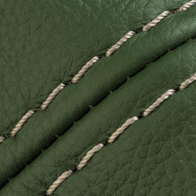 Willi Schillig Sofas 16540 - valentinoo Ecke / Trapezteil EL 112 83 112 L - Leder uni LK50 - Z7334 - moss green mit Kontrastfaden 0475