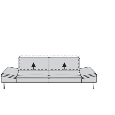 Willi Schillig Sofas 15450 - enjoy&MORE Sofa / Canapé