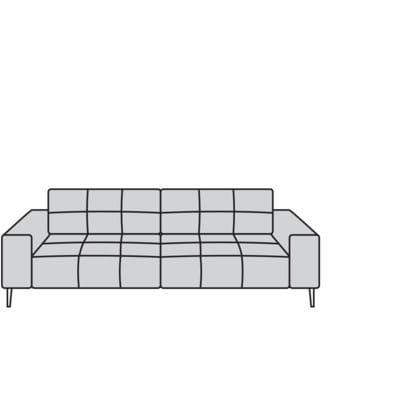 Willi Schillig Sofas 20580 - wilson Sofa / Canapé
