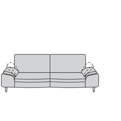 Willi Schillig Sofas 29858 - loop PF