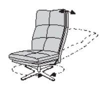 Willi Schillig armchair 31702 Sessel
