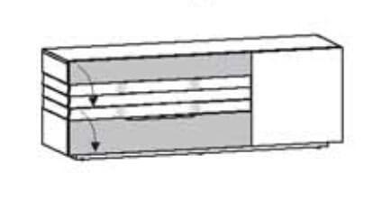 Voglauer Wohnen Opus Lowboards