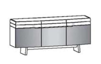 Voglauer Wohnen Opus Sideboards
