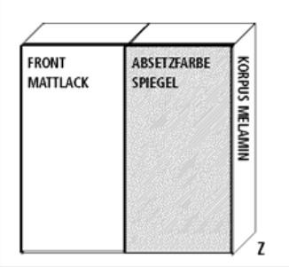 Wellemöbel Schlafzimmer Systema 25 Schwebetürenschränke