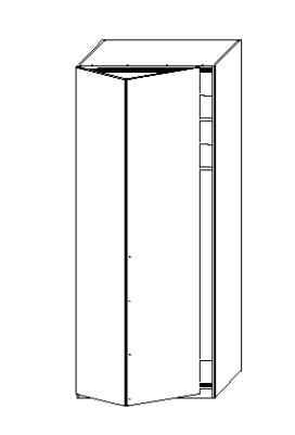 Wellemöbel Schlafzimmer Systema 25 Falttürenschränke