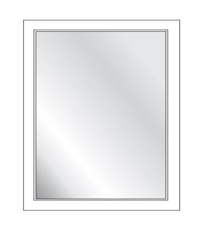 Wiemann Schlafzimmer Treviso Spiegel
