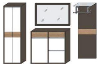 Wittenbreder Merano Vorschlags-Kombinationen